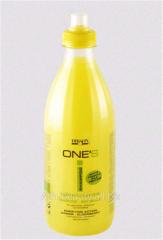 The clearing shampoo from Igienizzante dandruff,