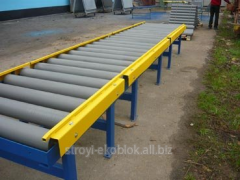 Belt conveyers and conveyors Abay