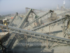 Tape conveyors and conveyors Balkhash