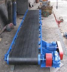 Belt conveyers and conveyors Ekibastuz