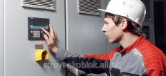 Installation, start, commissioning, repair of