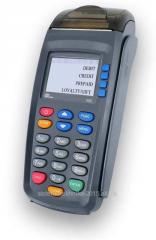 Банковский Pos-терминал PAX-S90 (GPRS, мобильный,