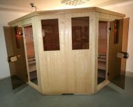 Sauna Champion, Saunas