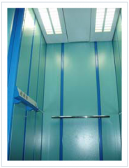 Elevators available to disabled people