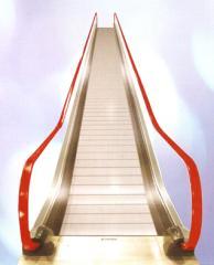 Эскалаторы и траволаторы
