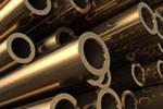 Bronze pipe d 40х10, Bronze of a pipe, tube