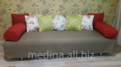 Covers on sofas