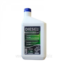 Antigel for diesel fuel