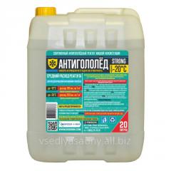 Deicing reagent Antigololed GOOD-HIM Strong-20 S