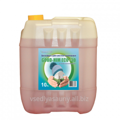 Antifreeze for systems of heating GOOD-HIM ECO-30