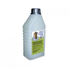 Liquid on care of dry closets, septic tanks