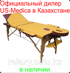 Massage couch of US MEDICA Sakura