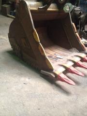 Ladles for excavators