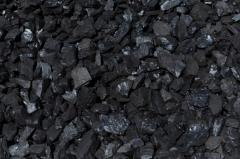 Brown coal of the B-3 brand