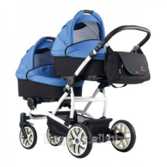 Baby carriage for twins of Bebetto-42