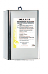 Cleaner with the Orange solvent an art. No. 21273