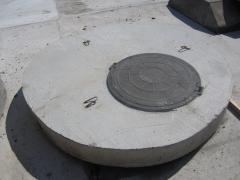Плита Перекрытия Колодцев ПП 10 Гост 8020-90