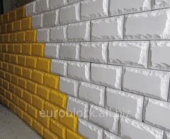 Blocks polystyreneconcrete Evroteploblok