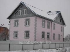 Блоки для строительства в Алматы