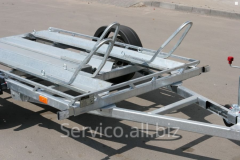 Spare parts for semi-trailers, spare parts for