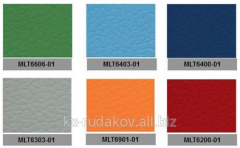 Sports floor covering of Multi Solid 6C