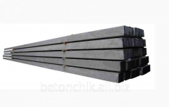 Rack the vibrated reinforced concrete