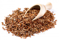 Oily flax in bulk