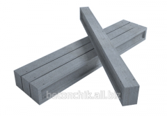 Reinforced concrete beam