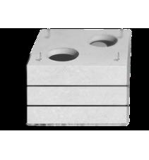 Камера тепловая железобетонная