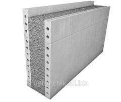 Concrete design for a wall
