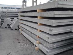 Reinforced concrete panel