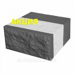 Alternative to a brick Euroheatblock
