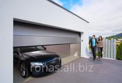 Automatic garage gate