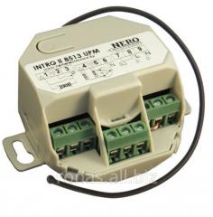 Intro II 8513 Upm actuation mechanism