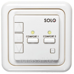 Dimmer for the glow lamps solo 8221-50