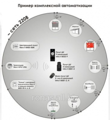 Automatic system smart house