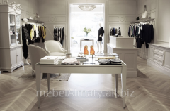 Furniture for clothing stores of Almaty