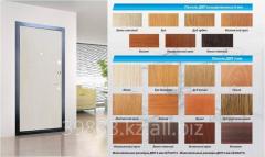 DVP panel of kashirovanny 6 mm Milan n