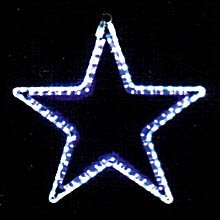 The star is New Year's, New Year's