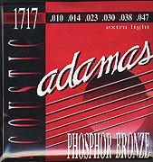 Adams 1717 strings - Phosphoric bronze 10-47