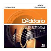 Strings of D#39-Addario Ej-10 Extra Ligh