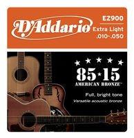 Strings of D#39-Addario EZ-900 Extra Ligh