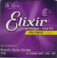 Elixir 12-string strings