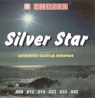 Emuzin Silver strings