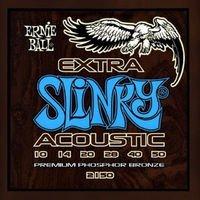 Strings of Ernie Ball Slynky