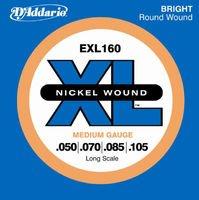 D#39-Addario Nickel strings