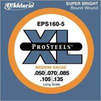 Strings of D#39-Addario ProSteel of 5 strings