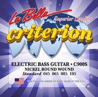 Strings of La Bella C900S Standard 4 strings