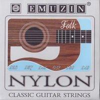 Strings of Emuzin Nylon Silver
