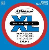 Strings of D#39-Addario Nickel EXL145 (12-54)